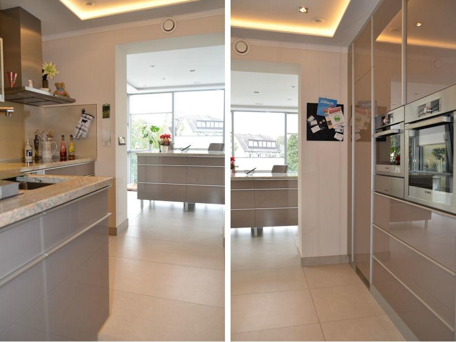 Küchen 2-Zeiler | {Küchen mit esstheke 22}