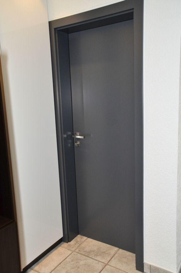Zimmertüren anthrazit  Türen